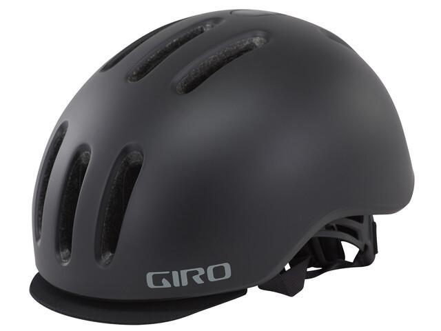 Giro Reverb Cykelhjelm sort